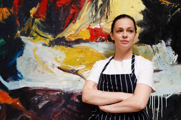 Pamela Kelly is head chef at the Farmgate Café in the English Market.