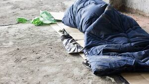 Cork saw a slight drop in the number of homeless adults during November