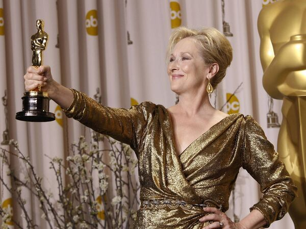 Meryl Steep reckoned to be in the running.