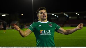 Daire O'Connor finds his form again after leaving Cork City