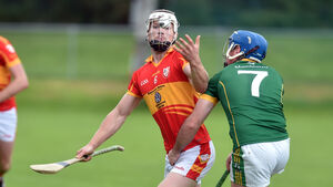 Éire Óg moving in right direction with hurling and football finals on the horizon
