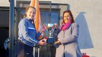 Ballincollig's Mairead Donovan steps into the top role of Cork camogie