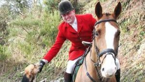 Huntsman killed by pet stag in north Cork described as 'wonderful father'