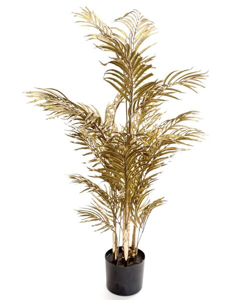 A Fabulous Faux Gold Palm Tree,  Audenza.