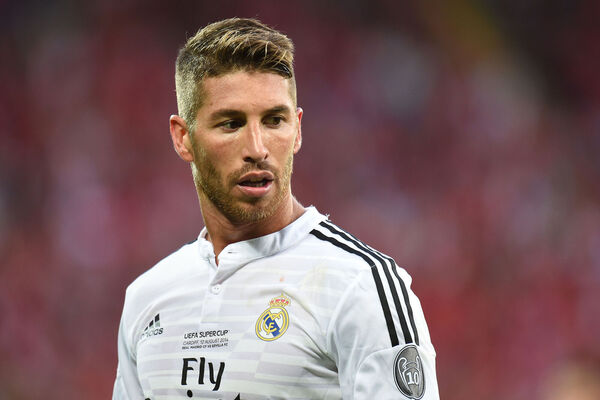 After many years of service to Real Madrid, Sergio Ramos surprisingly runs out of contract with the Spanish giants this summer and he is free to negotiate with clubs this January. 	Picture:  Joe Giddens/PA Wire.
