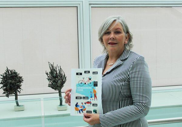 Ann Doherty Directrice générale du conseil municipal de Cork. Photo: Philip Williams