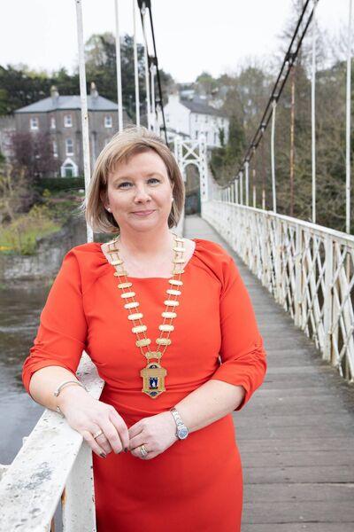 La présidente de Cork Chambers, Paula Cogan. Image: Darragh Kane