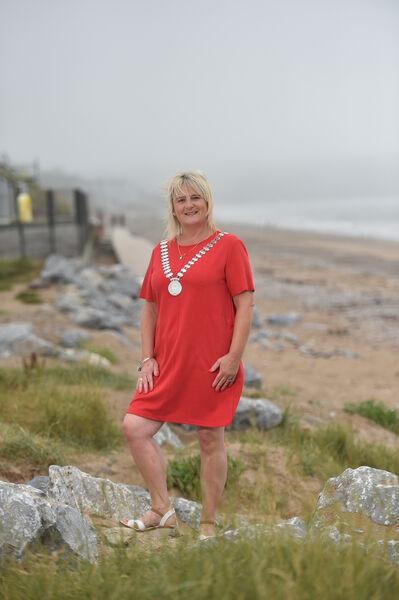 Maire du comté de Cork Cllr. Mary Linehan Foley. Image: Dan Linehan