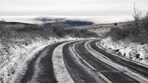 Met Éireann issues countrywide Status Yellow low temperature and snow and ice warning