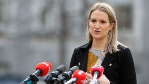 Minister for Justice Helen McEntee tests positive for Covid-19