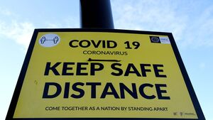 Covid latest: Record number of Covid-19 cases recorded in Cork
