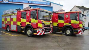 Fire crew respond to incident in Cork