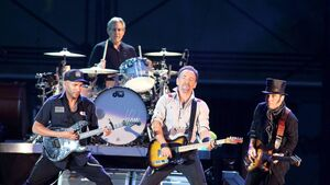Bruce Springsteen reflects on working with the same band for decades