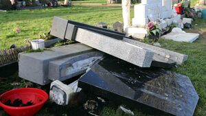 Families planning court action against Cork City Council over graveyard security