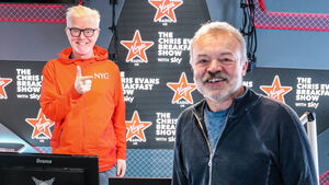 Graham Norton: New Virgin Radio show will be a jolt in the arm