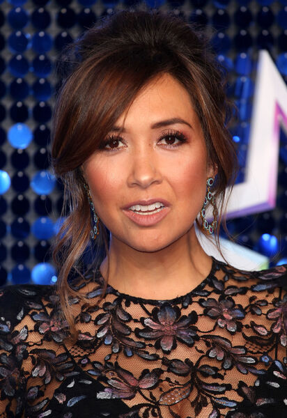 Myleene Klass: Dancing on Ice contestant says she hopes to represent women in their 40s on the show. Picture: Lia Toby/PA Wire