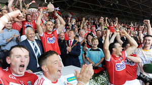 Stephen McDonnell always delivered the goods in a Cork jersey