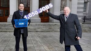 Aldi to recruit 120 new employees in Cork
