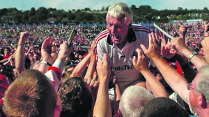 Billy Morgan: From the original Stephen Cluxton to the Brian Clough of Cork football