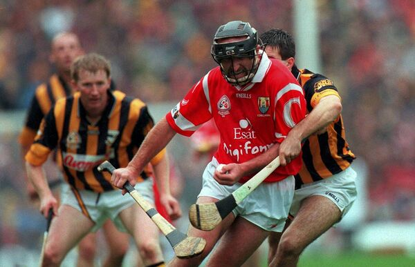 Brian Corcoran in action in 1999. Picture: Ray McManus/Sportsfile