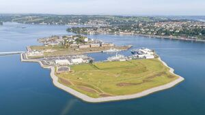 Haulbowline Island Amenity Park to open this Friday