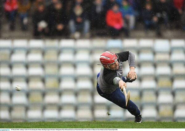 Anthony Nash in action for Cork. Picture: Eóin Noonan/Sportsfile