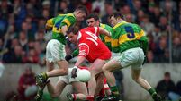 Cork v Kerry - National Football League Final