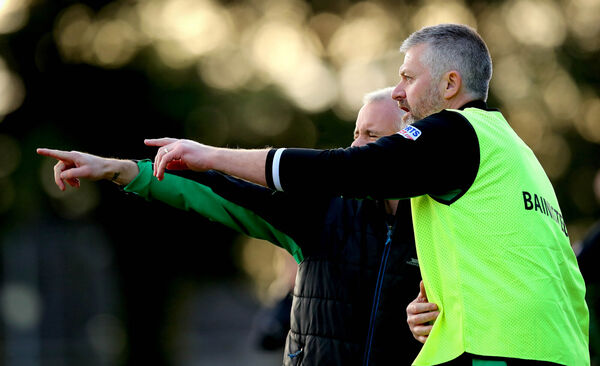 Glen Rovers outgoing manager Richie Kelleher. Picture: INPHO/Ryan Byrne
