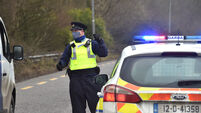 Gardaí advise people to stay at home with checkpoints in place across Cork