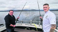 Neven gets hooked on Cork's seafood bounty