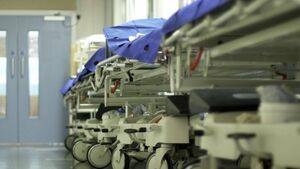Cork hospital has second highest trolley figures in the country today