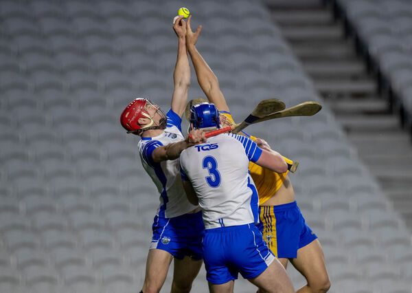 Waterford's Conor Prunty in action. Picture: INPHO/Morgan Treacy