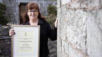 Ann-Marie honoured by Public Relations Institute of Ireland