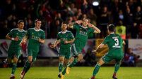Cork Citys v Bohemians - Irish Daily Mail FAI Cup Semi-Final Replay