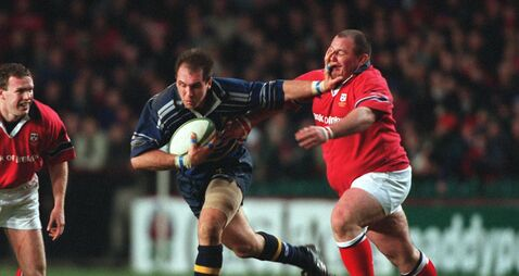 Flashback: Leinster claimed the first Celtic League against Munster in 2001