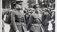 Collins hid in mortuary coffin: What happened in the news 100 years ago
