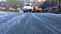 Roads across Cork to be salted as 'hazardous conditions' forecast