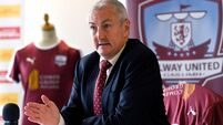 Galway United introduce new manager John Caulfield