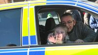 Cork boy's bravery rewarded as Gardaí pay him special visit