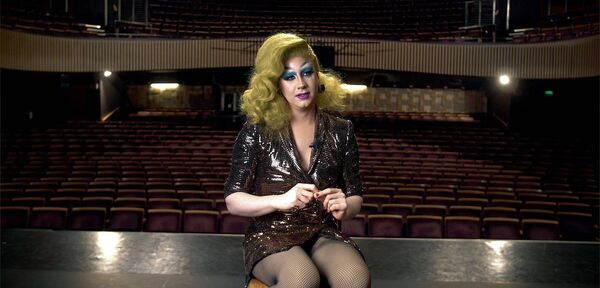 Drag artist Candy Warhol also features in the new documentary, which premieres on February 12.