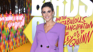Ashley James reveals baby name and says she was 'made to be a mum'