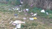 Councillor concerned about regular dumping in the Ballincollig area