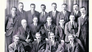 Drama, rancour and song at Cork council meeting 100 years ago