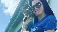 Cork woman: Meet my pet, Foxy!