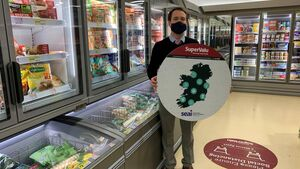 Three SuperValu stores in Cork team up with SEAI to make environmentally friendly changes