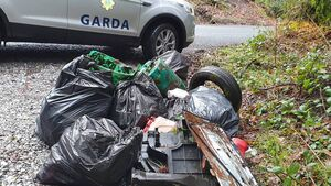 Local family left to clean up rubbish at Cork amenity