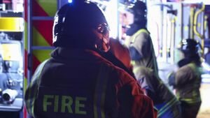 Emergency services responding to house fire in Cork
