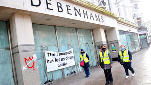 300 days on: Renewed calls for resolution to Debenhams dispute