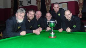 Cork snooker will miss popular AOH club member Donncha Corcoran