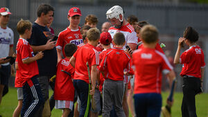 Hurling isn't the same without the Cork fans there says Patrick Horgan